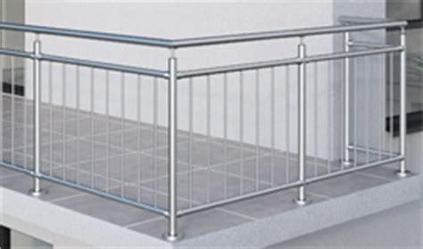 Balkongeländer Stahl Bausatz by Edelstahlgel 228 Nder Baus 228 Tze F 252 R Balkongel 228 Nder