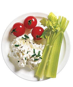 25 nutritious and tasty snacks cottage cheese
