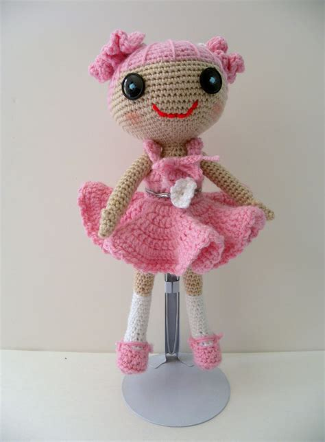 pattern for lalaloopsy clothes 17 best images about crochet dolls on pinterest free