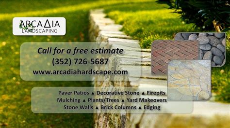 Citrus County Records Property Arcadia Landscaping Citrus County Florida