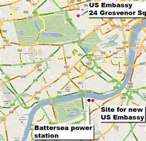 map us embassy revealed the new 163 650m high security us embassy