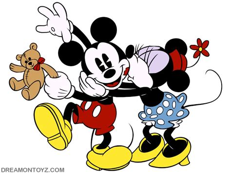 Mickey Minie free graphics pics gifs photographs mickey