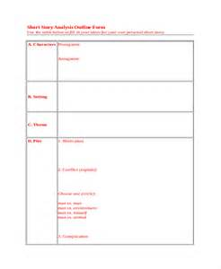 story template story outline template 6 free word pdf document