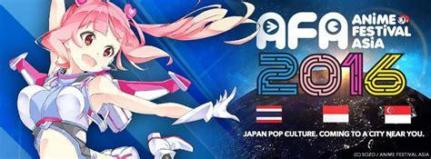 anime festival asia 2014 singapore anime festival asia singapore 2016 tokyo style