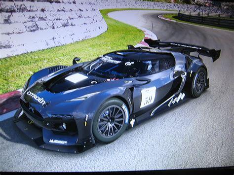 Gt By Citroen by Citroen Gt By Citroen Race Car