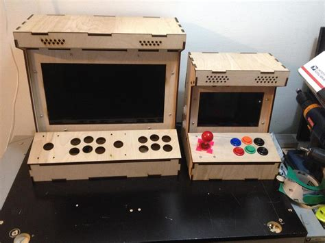 100 4 player arcade cabinet dimensions