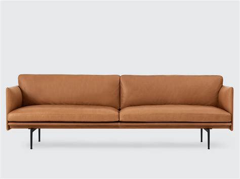 Muuto Sofa by Buy The Muuto Outline Three Seater Sofa At Nest Co Uk