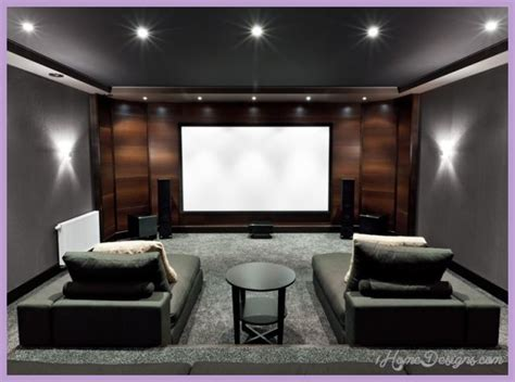 basement home theater design ideas 1homedesigns