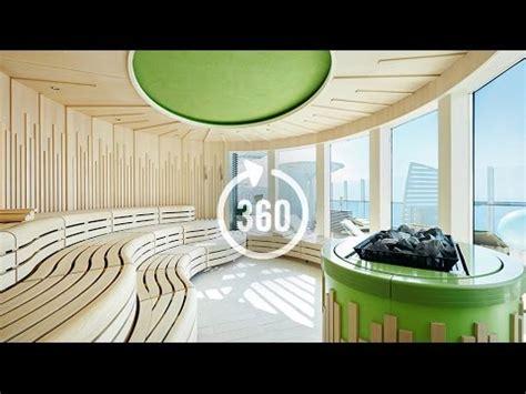 aidaprima wellness aidaprima rundgang in 360 grad organic spa wellness und