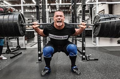 john cena bench the pullup and pushup workout routine to build muscle
