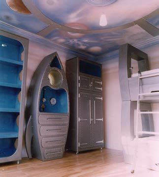 outer space bedroom theme furniture boys pinterest