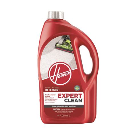 best rug cleaner products hoover 64 oz expert clean carpet washer detergent ah15071 the home depot
