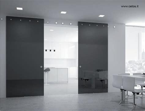 porte scorrevoli in cristallo per interni porte interne vetro porte interne tutto vetro battenti