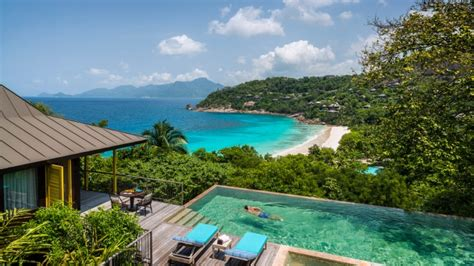 best resort seychelles travel pr news four seasons resort seychelles among the