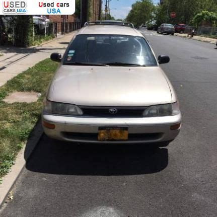 automobile air conditioning repair 1995 toyota corolla seat position control for sale 1995 passenger car toyota corolla dx bronx insurance rate quote price 1400 used cars