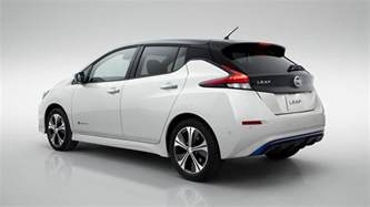 Nissan Leaf The New Nissan Leaf Is A Improvement On The Original Gizmodo Australia