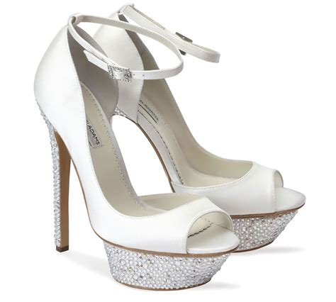 wedding shoes high heels 24 stylish high heels wedding shoes beep