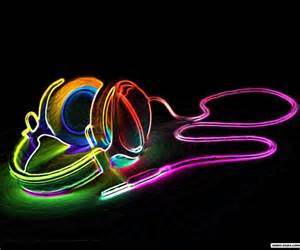 colorful headphones free 960x800 wallpaper