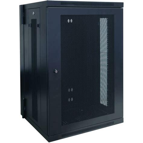 tripp lite wall mount rack enclosure server cabinet printer