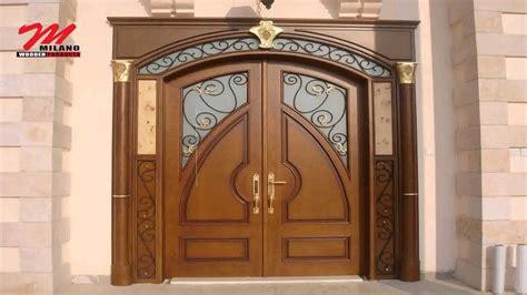 indian house main double door designs teak wood