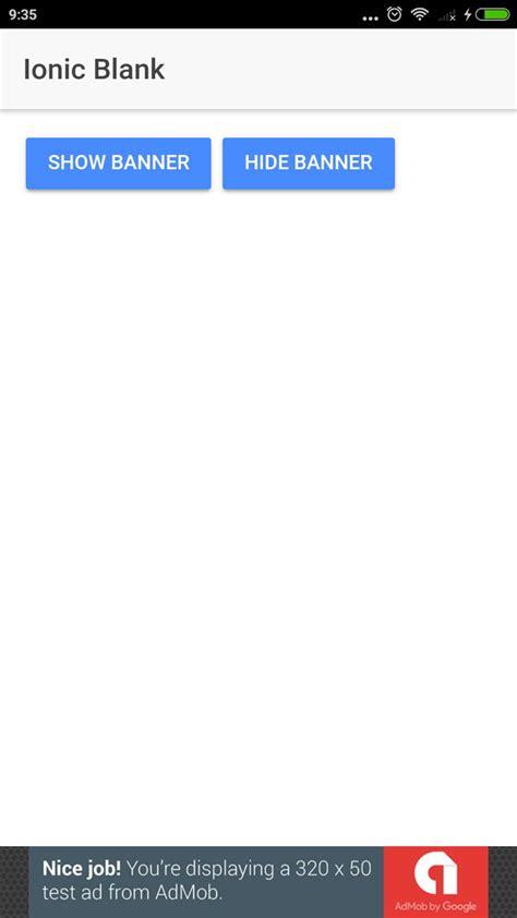 ionic tutorial em portugues android ionic 3 admob est 225 com erro ao coloca lo no