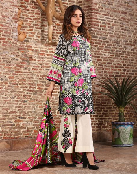 design dress lawn flora premium lawn designs collection 2017 best pakistani