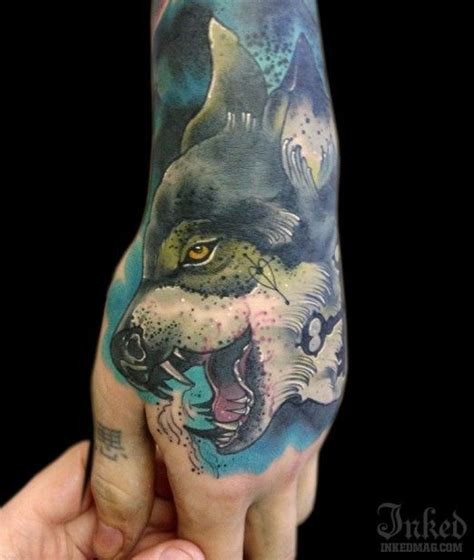 wolf hand tattoo 17 best images about ideas on moth