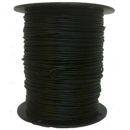 underground fence wire heavy duty underground fence wire 1000 500 ft 1 to 1 2 acre sizes 14g 20g ebay