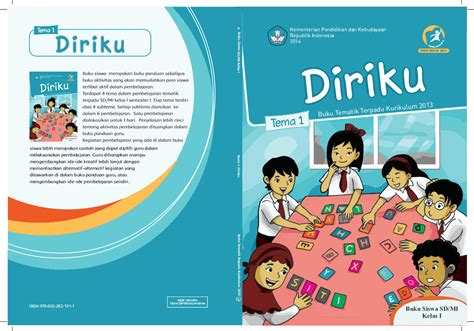 Buku Tematik Kelas 1 Tema 5 sdit ulul albab tarakan buku tematik kelas 1 sd kurikulum 2013