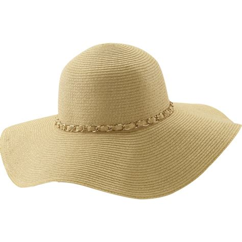 s saffy wide brim straw hats for walmart