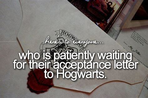 Hogwarts Acceptance Letter Envelope Size Letter Acceptance Letter Envelope Harry Potter Image 522053 On Favim
