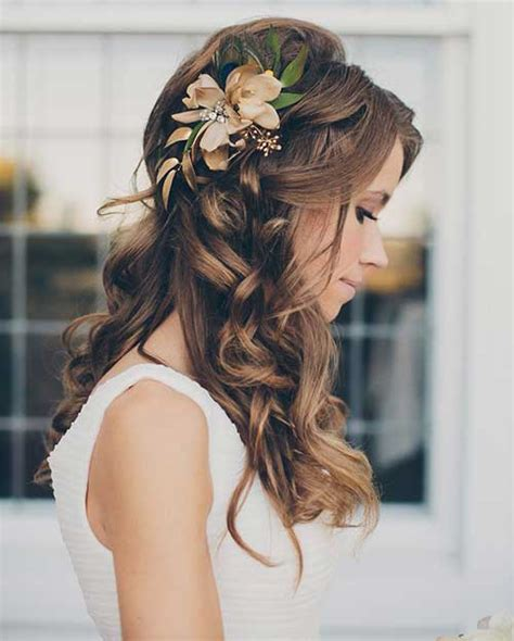 40  Wedding Hair Images   Hairstyles & Haircuts 2016   2017