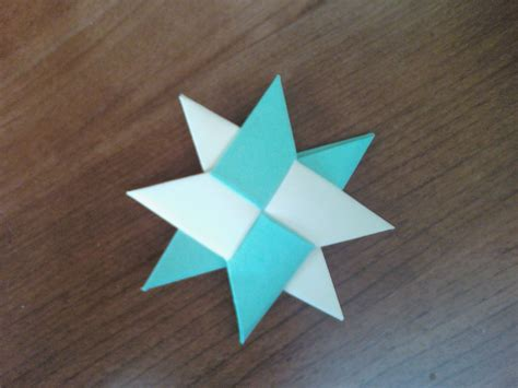 How To Make A Shuriken Out Of Paper - asherao