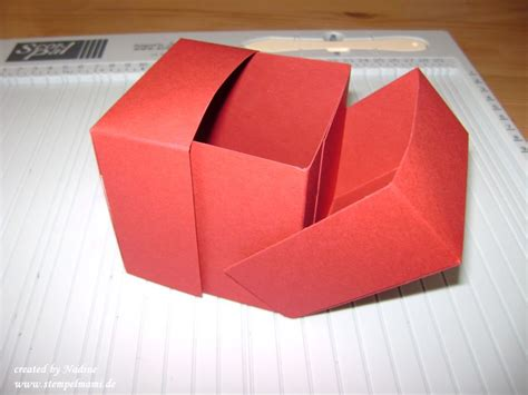Origami Boxes And Containers - anleitung tutorial einer explosion box oder origami box