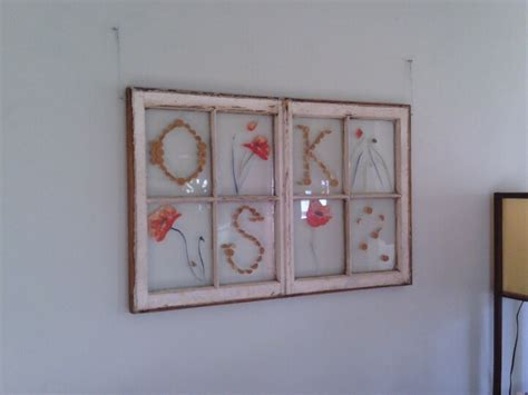 old window frame repurposed diy projects pinterest