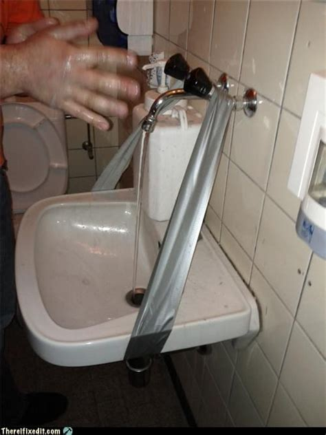 if this is your idea of a diy plumbing repair it s time