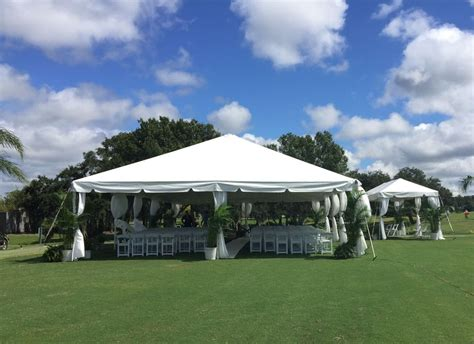Wedding Tent Rentals by Solutions Rental Event Rentals Ta Fl