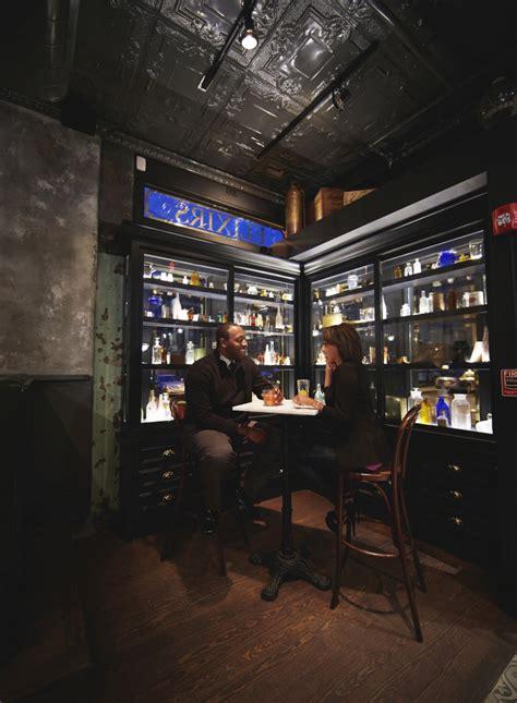 sundry vice bar by prn interior design cincinnati