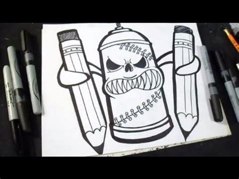 wie zu zeichnen spruehdose graffiti youtube
