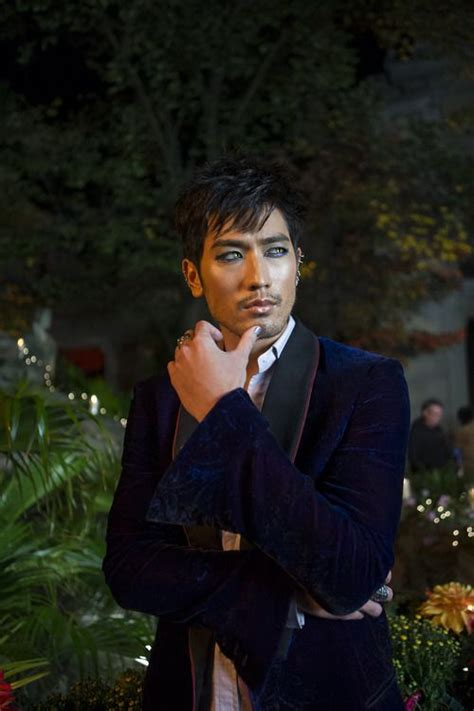 godfrey gao the mortal instruments godfrey gao as magnus bane the mortal instruments city