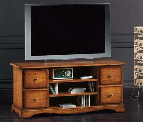 mobili porta televisori porta tv classico 4 cassetti