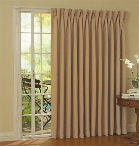 Decorative Curtains In Doorways By Your Own Hands Ideas Patio Door Drapes Ideas