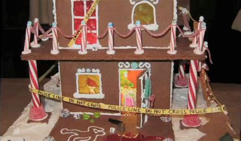 Rtm Ipad Giveaway - the gingerbread house crime scene rtm rightthisminute