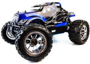 monster truck radiocomandato scoppio bug crusher