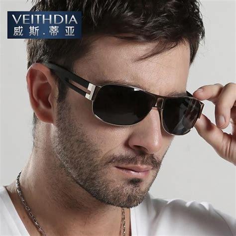Kacamata Glasses Branded Gucci Uv400 Uv 400 Uv 400 W7681 7681 Coffee hd polarized mens sunglasses outdoor sports pilot eyewear