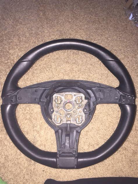 porsche 997 steering wheel fs porsche 997 2 steering wheel rennlist discussion forums