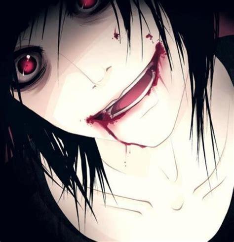 Anime Jeff The Killer by Creepypasta Chronicles Hyliangio Anime Jeff
