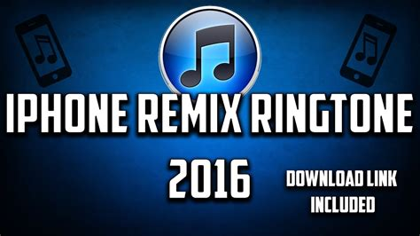 iphone remix ringtone   link included youtube