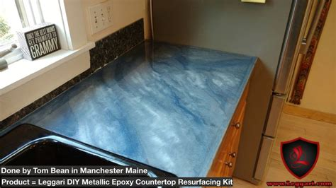 25 best ideas about resurface countertops on this countertop was coated with a leggari products diy