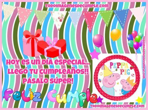peppa pig 10 feliz 8448842650 feliz cumplea 241 os con peppa pig